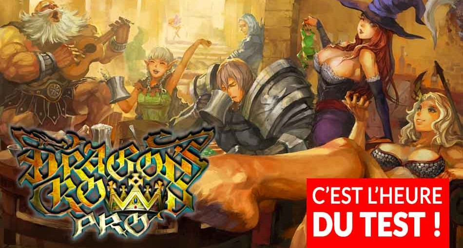 test de dragon 39 s crown pro sur ps4 notre avis sur le side scrolling de vanillaware generation game. Black Bedroom Furniture Sets. Home Design Ideas