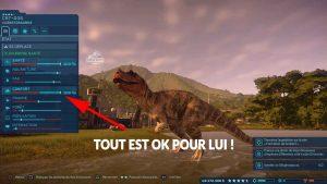 Jurassic-World-Evolution-astuce-stats-dinosaures