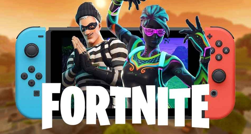 fortnite switch crossplateforme - comment etre meilleur a fortnite
