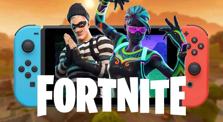 fortnite switch comment marche le crossplay avec la ps4 xbox one ou pc generation game. Black Bedroom Furniture Sets. Home Design Ideas