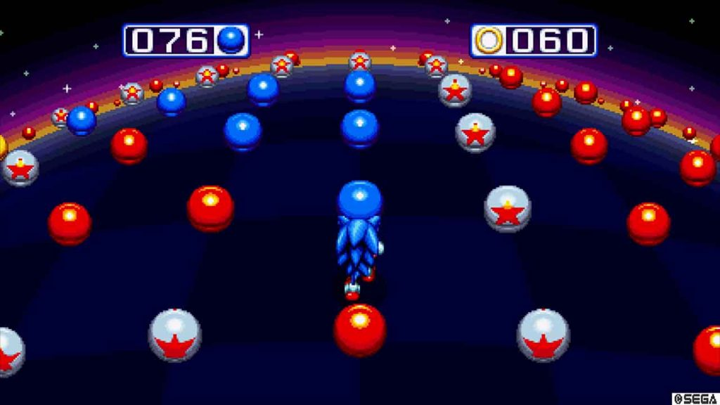 obtenir-sphere-bleu-sonic-mania-plus