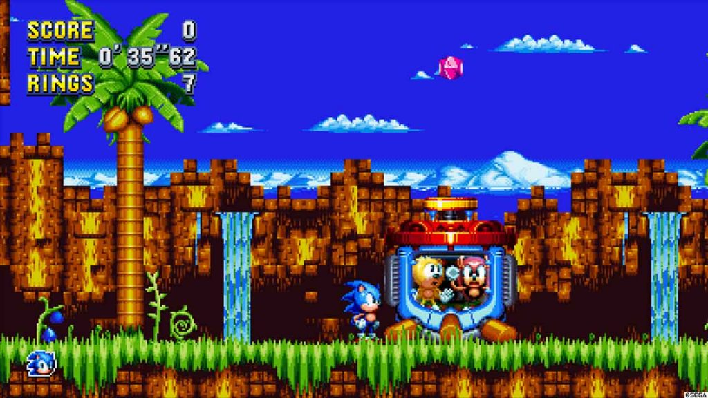 sonic-mania-plus-ray-mighty-nouveaux-personnages