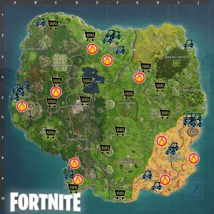 carte-fortnite-saison-5-emplacements-defi-cercles-de-feu