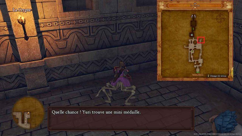 dragon-quest-11-mini-medaille-5-la-crypte