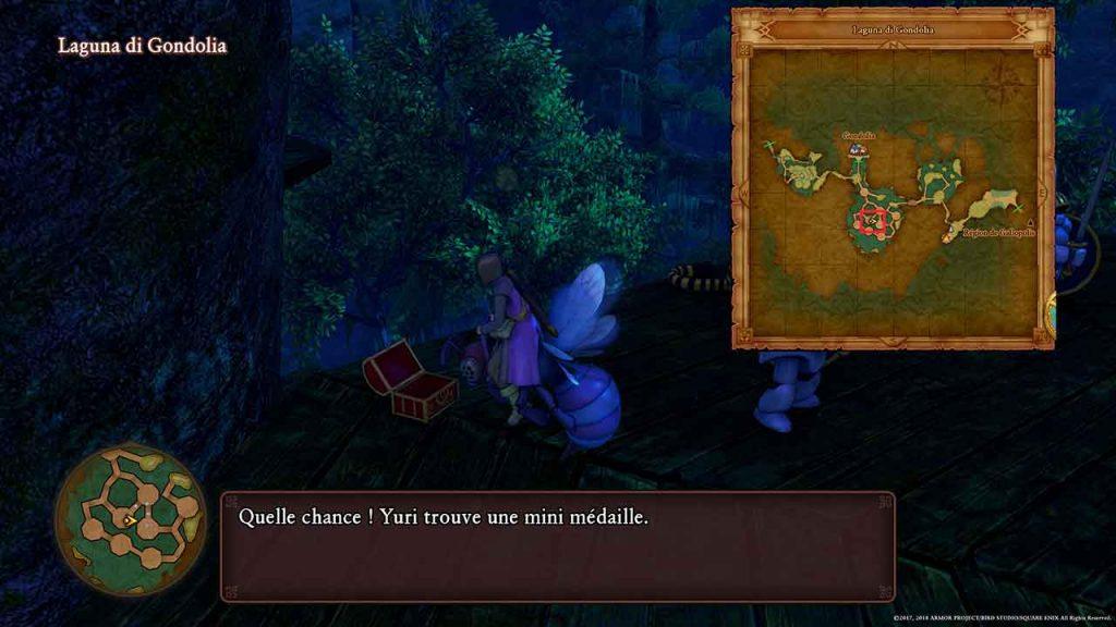 dragon-quest-11-mini-medaille-9-laguna-di-gondolia