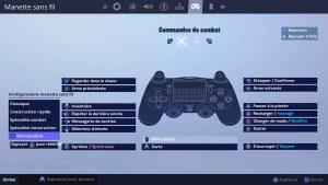 fortnite-menu-personnalise-commande-combat