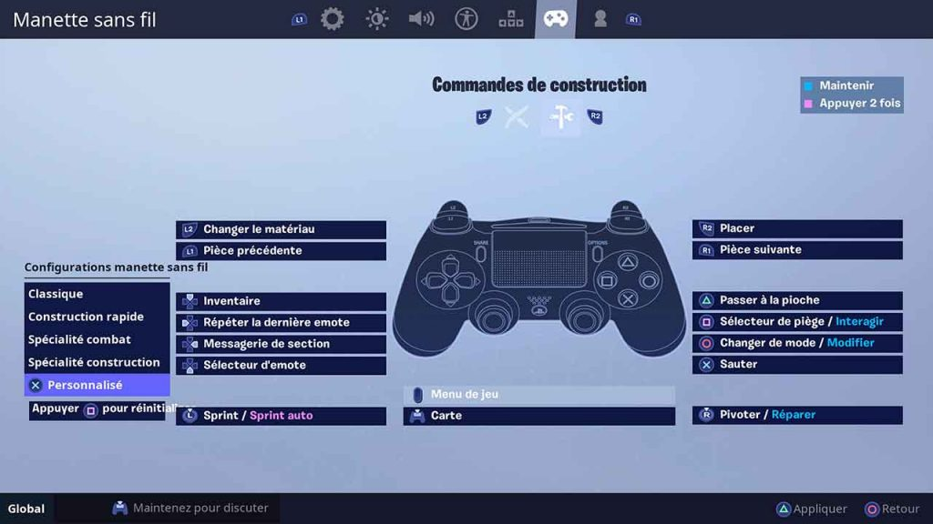 fortnite-menu-personnalise-commande-construction