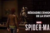 resoudre-enigme-statue-spiderman-ps4