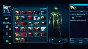 tenue-furtive-big-time-suit-spiderman-ps4