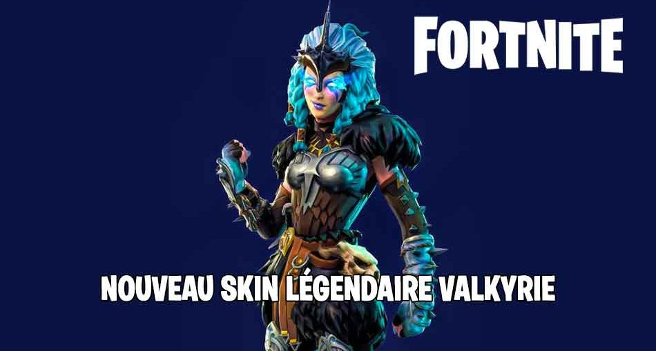 tenue-skin-legendaire-Valkyrie-fortnite
