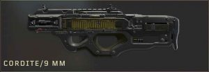 arme-cordite-9MM-call-of-duty-black-ops-4-blackout