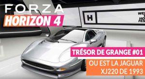 forza-horizon-4-tresor-de-grange-jaguar-XJ220-1993