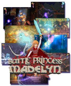 battle-princess-madelyn-art