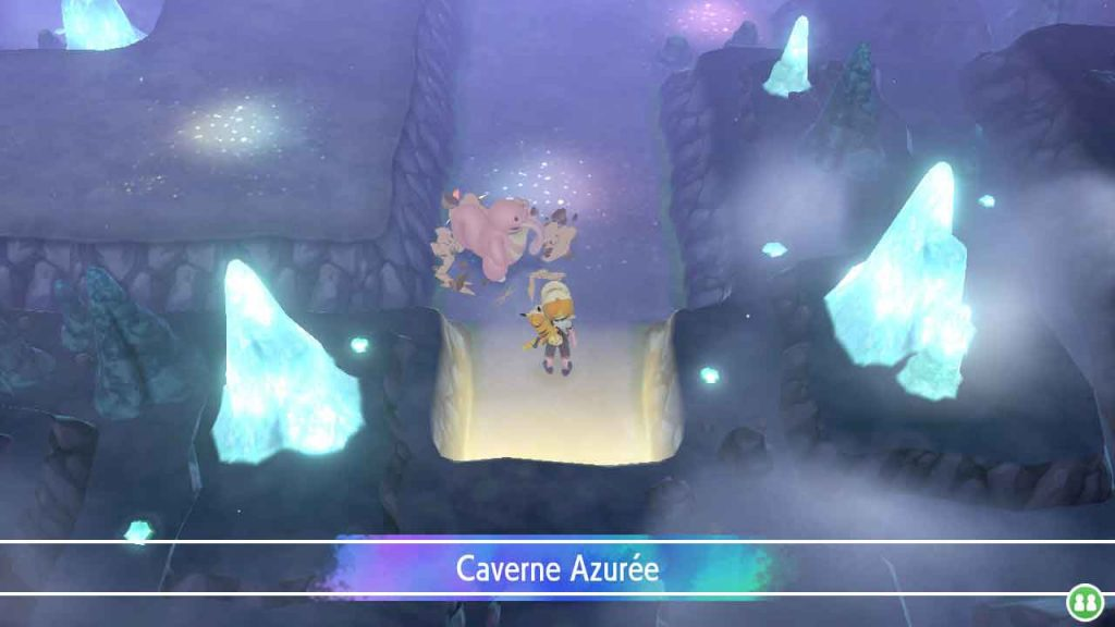 caverne-azuree-xp-facile-pokemon-lets-go