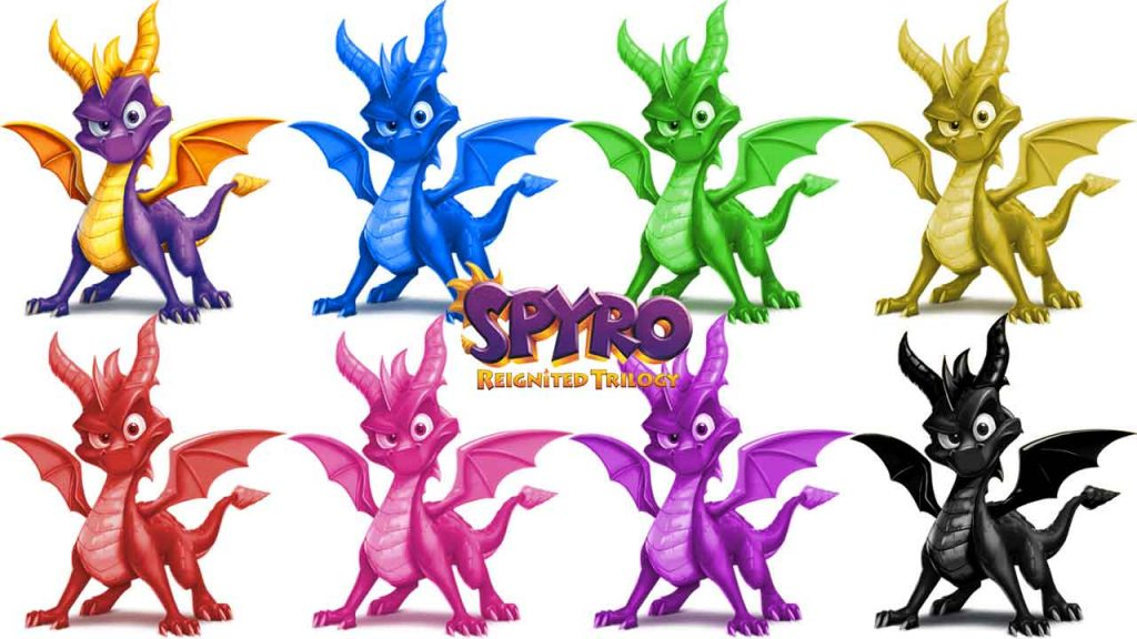 code-de-triche-couleurs-spyro-reignited-trilogy