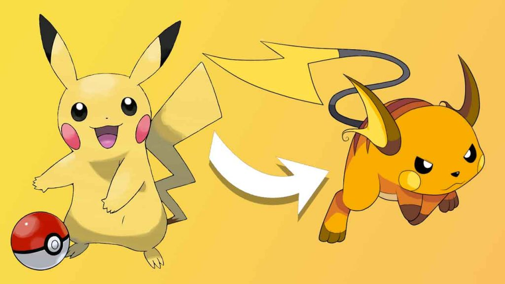 pikachu-raichu-evolution-pokemon-lets-go