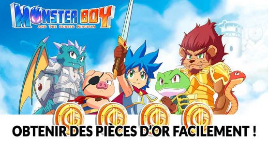 Monster-Boy-et-le-Royaume-Maudit-technique-or-facile