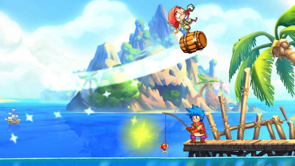 Monster-Boy-et-le-Royaume-Maudit-test-avis