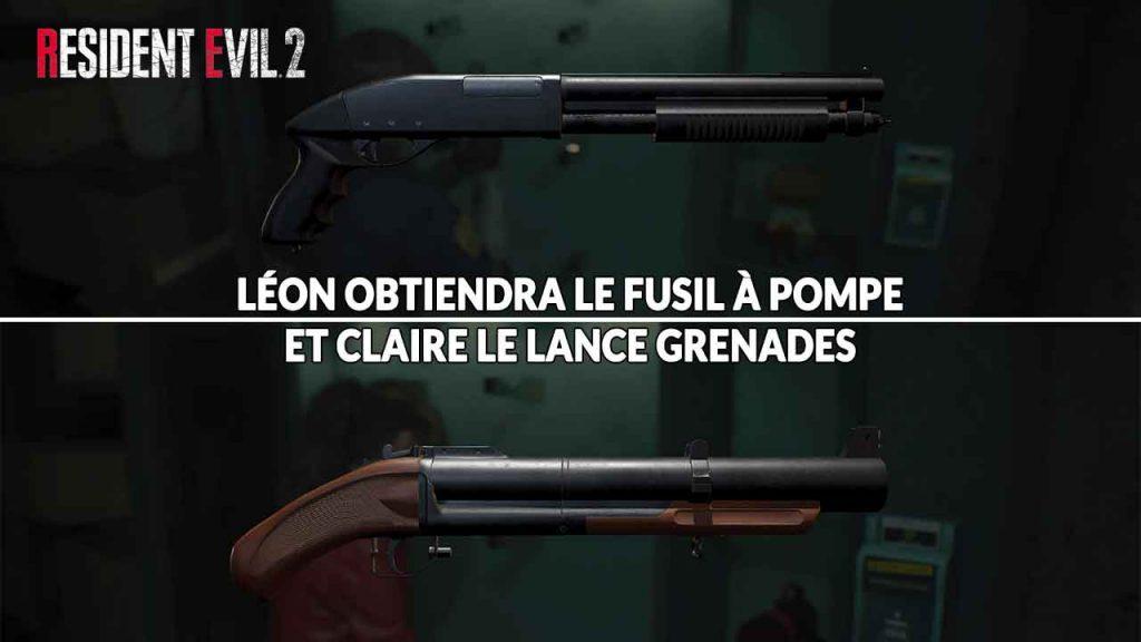 resident-evil-2-remake-guide-fusil-a-pompe-lance-grenades