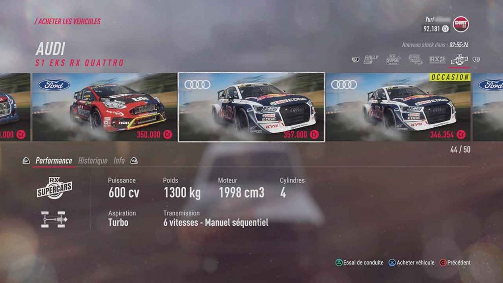 dirt-rally-2-0-achat-voitures-credits-de-jeu