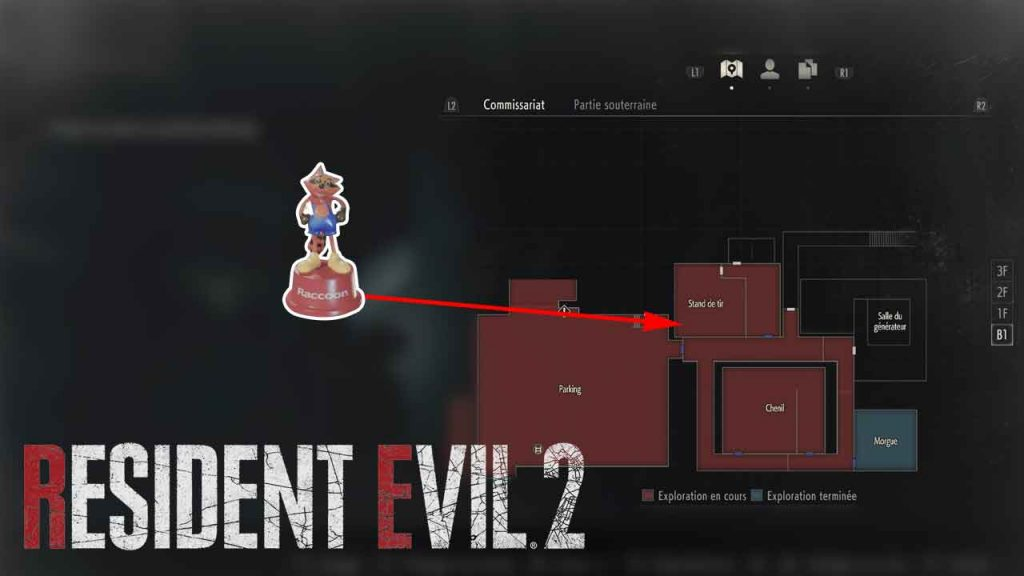 emplacement-figurine-mr-raccoon-03-resident-evil-2-remake