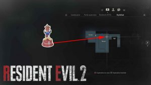 emplacement-jouet-mr-raccoon-11-resident-evil-2-remake