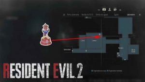emplacement-jouet-mr-raccoon-13-resident-evil-2-remake