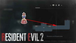 emplacement-jouet-mr-raccoon-15-resident-evil-2-remake