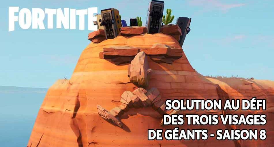 Fortnite Défis Semaine 1 Generation Game