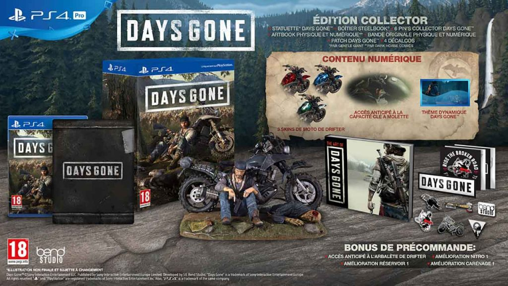 contenu-edition-collector-days-gone-jeu-ps4