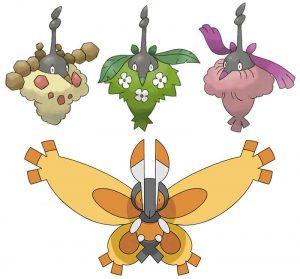 cheniselle-papilord-evolutions-guide-pokemon-go