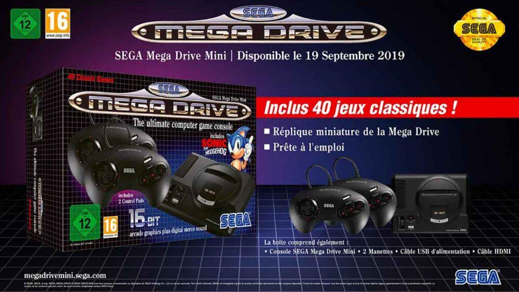 console-de-jeux-sega-mega-drive-mini