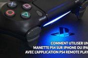 utiliser-manette-ps4-avec-application-remote-play-ios