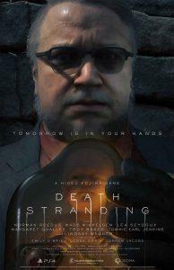affiche-death-stranding-personnage-deadman-guillermo-del-toro