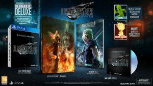 contenu-edition-deluxe-de-final-fantasy-7-remake