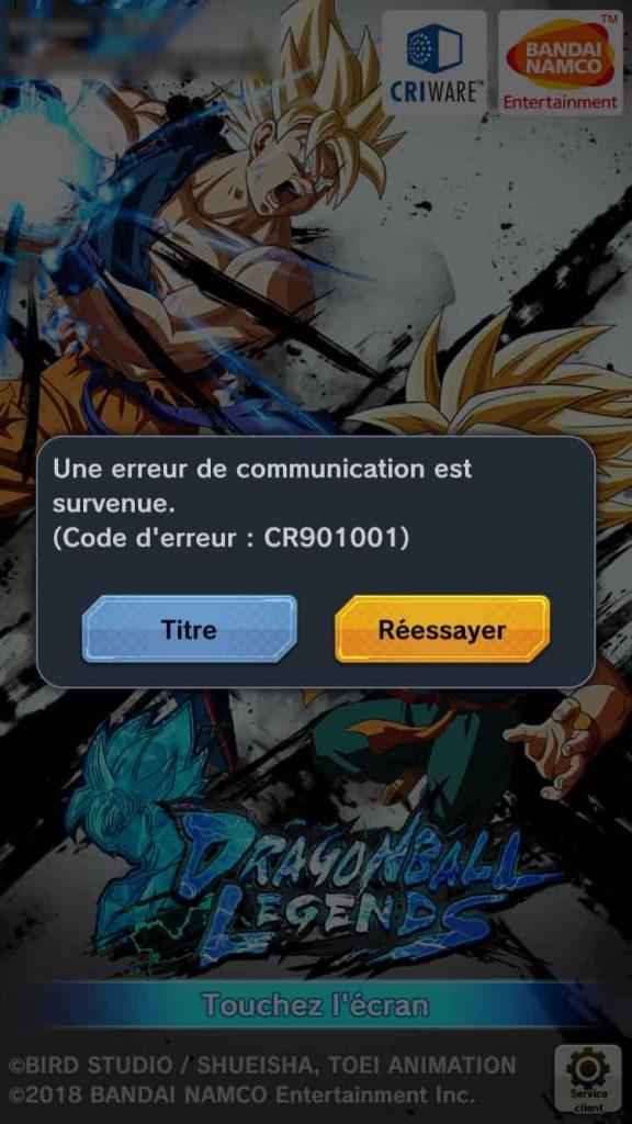 erreur-connexion-communication-db-legends
