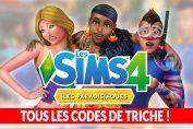 liste-complete-codes-de-triches-sims-4-iles-paradisiaques