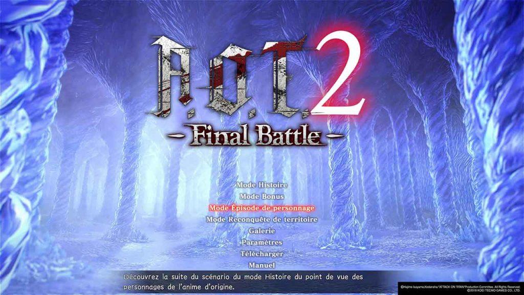 A-O-T-2-final-battle-mode-de-jeu-episode-de-personnages