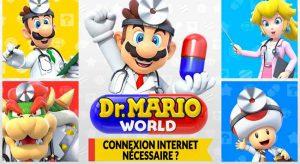 Dr-Mario-World-connexion-internet-permanente-obligatoire