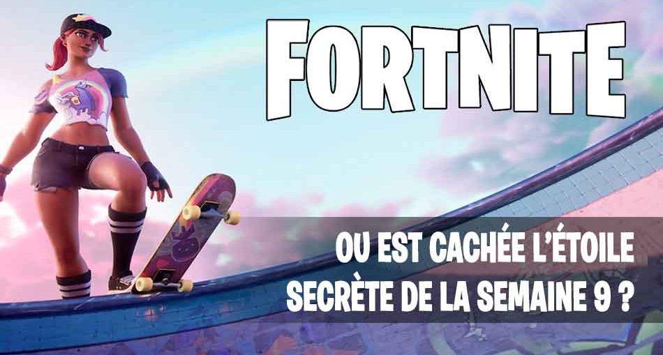 Fortnite Saison 9 Generation Game