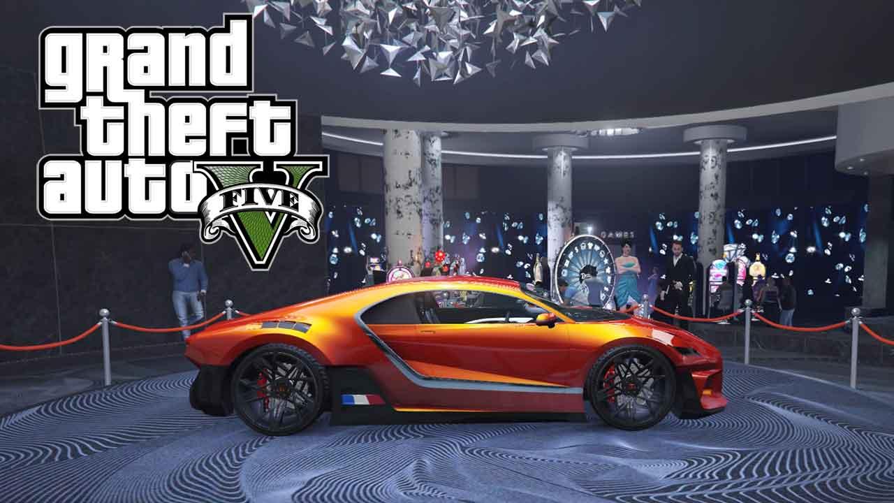 Gta 5 Online Casino Car
