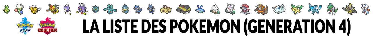 liste-des-pokemon-gen-4-pokedex-epee-et-bouclier