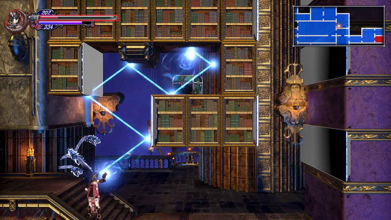 Bloodstained-Ritual-of-the-Night-pouvoir-reflecteur-teleportation