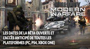 CoD-modern-warfare-2019-dates-beta-ouverte-acces-anticipe