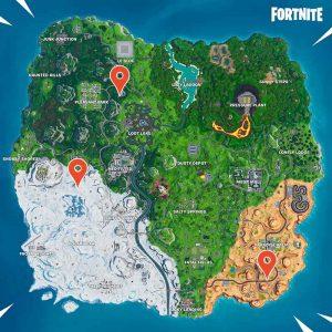 fortnite-saison-10-carte-emplacement-Durrr-Burger-dinosaure-tete-de-pierre