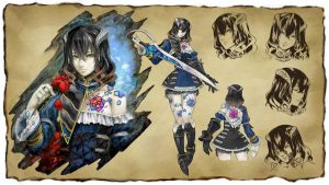 miriam-personnage-bloodstained-ritual-of-the-night