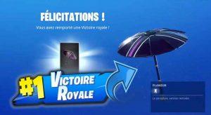 parapluie-planeur-X-fortnite-saison-10-recompense-top-1