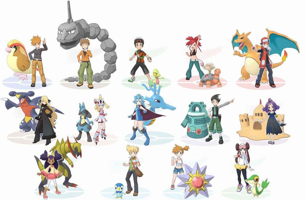 pokemon-masters-dresseurs-pokemons-duos-paires