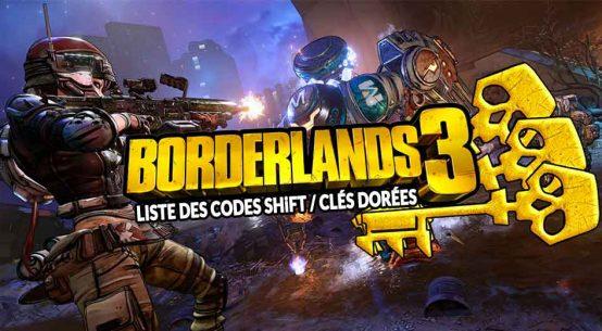 Borderlands-3-liste-codes-shift-cles-dorees