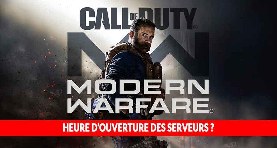 CoD-modern-warfare-heure-ouverture-serveurs